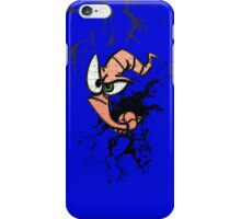 Earth Worm Jim! iPhone Case/Skin