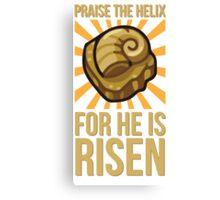 He is Risen Canvas Print