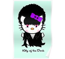 Kitty Of The Dark Poster
