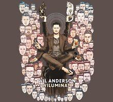 Wil Anderson: Wiluminati 'Faces' T-Shirt