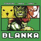 Blanka Fusion by Rodrigo Marckezini