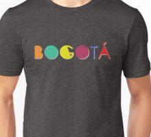 Bogotá - Colombian city (Full color) Unisex T-Shirt