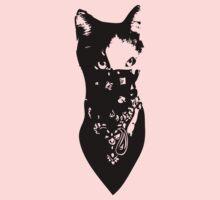 Cat Bandana by mamisarah