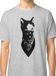 Cat Bandana Classic T-Shirt