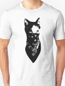 Cat Bandana Unisex T-Shirt