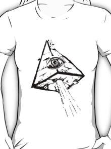 Illuminated Pyramid T-Shirt
