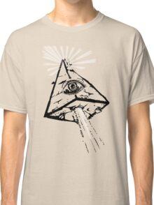 Illuminated Pyramid Classic T-Shirt