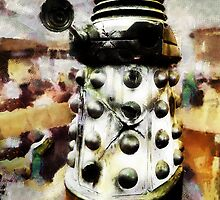 The Dead Dalek Display  by PictureNZ