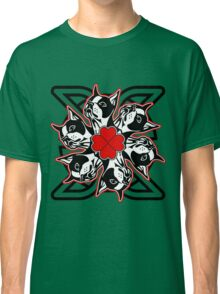boston celtic hearts Classic T-Shirt