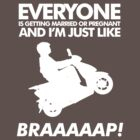 BRAAAP! by tdx00