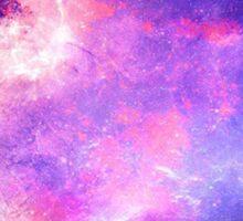 Galaxy Pentagon Sticker