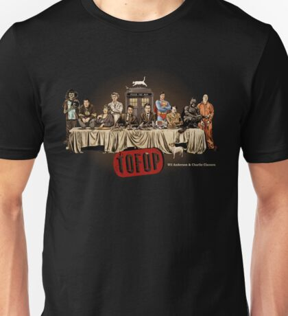 TOFOP- Last Supper Tee Unisex T-Shirt