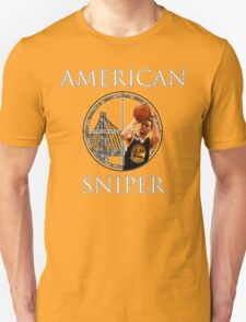 Steph Curry - American Sniper T-Shirt