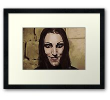 "Chris ""Motionless"" Cerulli Framed Print"