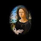 Renaissance woman by cammisacam