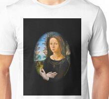 Renaissance woman Unisex T-Shirt