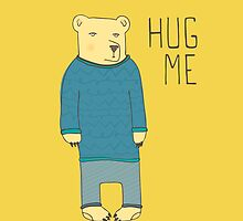 Cute Bear looking for a hug by favete