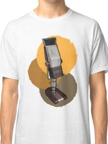Ribbon Microphone Classic T-Shirt