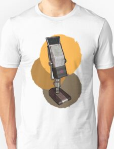Ribbon Microphone Unisex T-Shirt