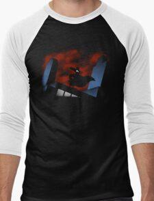 The Duck Knight Men's Baseball ¾ T-Shirt
