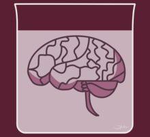 Brain in a jar (pink) T-Shirt