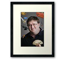 CSGO De_Gaben - Valve - Skins Framed Print
