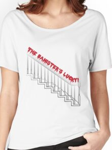 In Contrast, the Banister's Lucky Women's Relaxed Fit T-Shirt