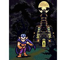 Magus Castle w/Magus Photographic Print