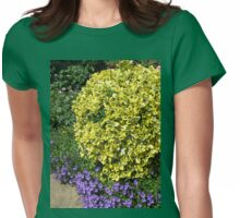 A Pretty Corner of an English Country Garden Womens Fitted T-Shirt
