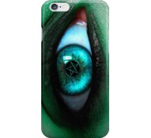 In A Witches Eye iPhone Case/Skin