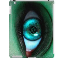 In A Witches Eye iPad Case/Skin
