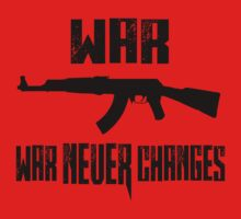 War never changes by Supreto