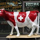 Swiss cow by magiceye