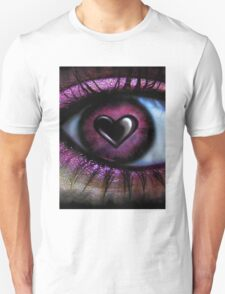 Eye Heart U Unisex T-Shirt