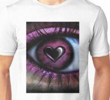 Eye Heart U Unisex T-Shirt