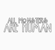 All Monsters Are Human - AHS by MuffinKitty