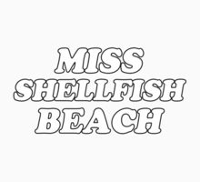 Miss Shellfish Beach by MuffinKitty
