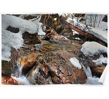 Cascading stream Poster