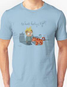 Moran and KK Unisex T-Shirt