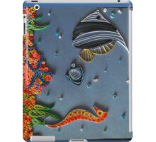 Paper Sea iPad Case/Skin