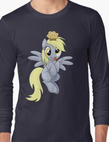 Derpy Muffins Shirt (My Little Pony: Friendship is Magic) Long Sleeve T-Shirt