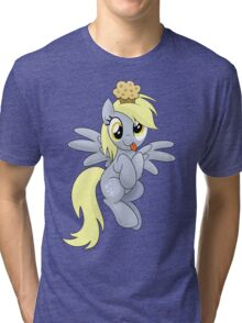 Derpy Muffins Shirt (My Little Pony: Friendship is Magic) Tri-blend T-Shirt