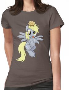 Derpy Muffins Shirt (My Little Pony: Friendship is Magic) Womens Fitted T-Shirt