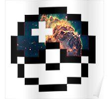 Galaxyball Poster
