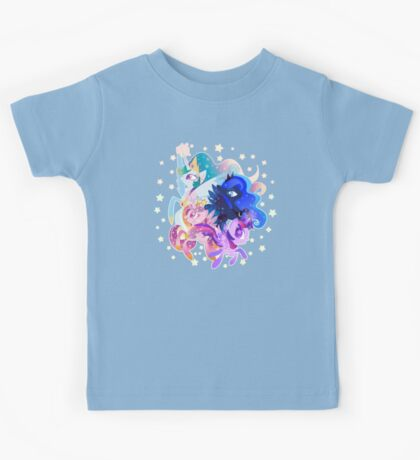 Princess party Kids Tee