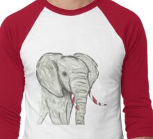Day 15: Elephant Men's Baseball ¾ T-Shirt