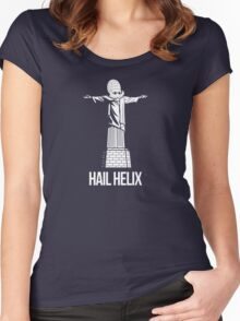 Hail Helix Women's Fitted Scoop T-Shirt