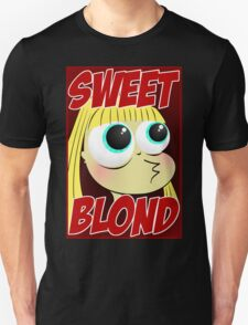 Sweet blond Unisex T-Shirt