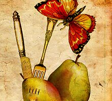 La collation du papillon by ganechJoe