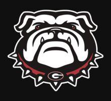 Georgia Bulldogs by CJRDesign